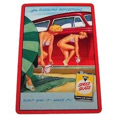 "USPC ""Mac's Super Gloss"" Pin-Up Playing Cards, c.1951"