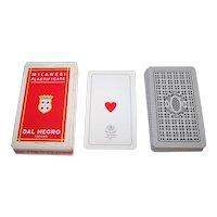 """Dal Negro """"Milanesi No. 41"""" Playing Cards"""