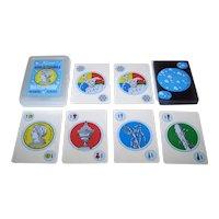 "Fournier ""Waterproof"" Transparent Plastic Playing Cards, No Revoke Deck"