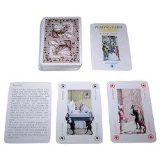 "Lo Scarabeo ""Pinocchio"" Playing Cards, Iassen Ghiuselev Designs, c.2003"