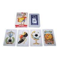 "Interviú ""Mundial"" Playing Cards, ""New Suits"" Deck, Gallego & Rey Designs, c.2006"