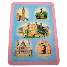 "De la Rue ""Scenes of London"" Souvenir Playing Cards, c.1950"