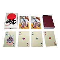 "Angel ""Nippon"" Playing Cards, ""No Revoke"" Deck, c.1985"