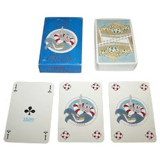 "Vigno ""Le Jeu de Marseilles"" Playing Cards, Anne le Dantec Designs, c.1995"