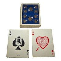 "USPC ""Mandel Dept. Stores"" Playing Cards (52/52, NJ), c.1924"