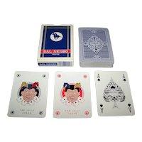 "Dal Negro ""Poker San Siro"" Playing Cards"