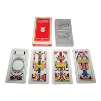 "Dal Negro ""Trevisane No. 114"" Regional Pattern Playing Cards"