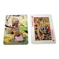 """Barong """"Bali"""" Playing Cards (52/52, 1J)"""