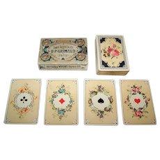 "Grimaud ""Jeu Louis XV"" Playing Cards, No. 1502, c.1920s"