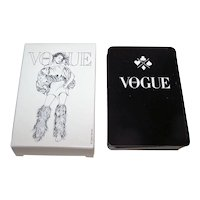 """""""Vogue"""" Playing Cards, Maker Unknown, Cédric Rivrain Designs"""