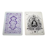"""W.H. Willis & Co. """"Deakins Political Playing Cards,"""" First Edition, c.1886"""