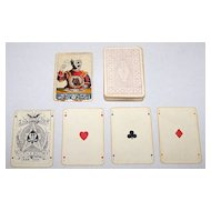 Mauger Centennial Exposition Playing Cards (51/52 + Joker), c.1876