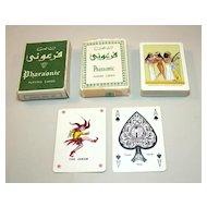 "Amiravan ""Pharaonic"" Playing Cards, Lehnert & Landrock (Lambelet) Publisher, c.1935(?)"