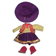 Vogue Ginny Doll Cowgirl Outfit with Boots