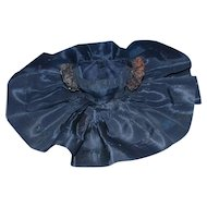 Cissette Doll Navy Taffeta Dress