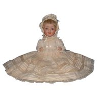 Morimura Bros., Japan, Bisque Character Baby Doll