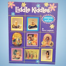 Liddle Kiddles Identification & Value Guide Book by Paris Langford