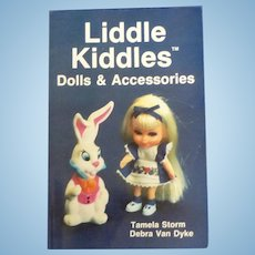Liddle Kiddles Dolls & Accessories Book by Storm and Van Dyke