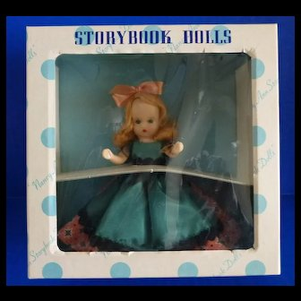 Nancy Ann Storybook Doll #115 Goldilocks
