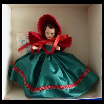 Nancy Ann Storybook Doll #198 December