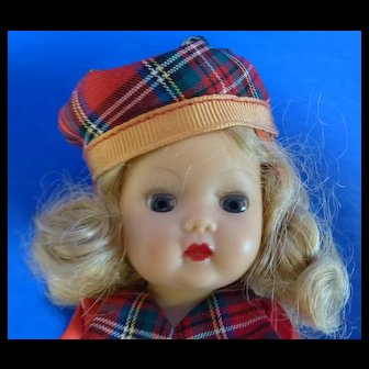 Nancy Ann Muffie Doll all original