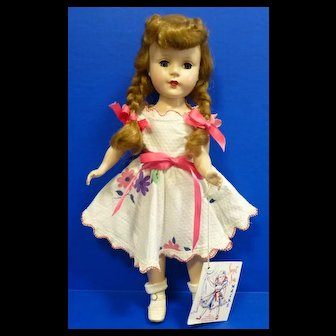 "American Character 15"" Sweet Sue Doll with Original Hangtag"