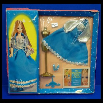 NRFP Dawn Doll Fashion Outfit Bluebelle #0722