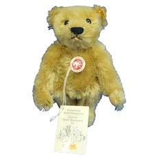 Steiff Historic Miniature Barle Teddy Bear