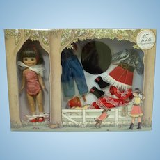Robert Tonner Betsy McCall Doll Round Up Gift Set
