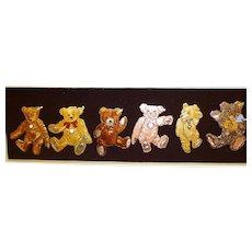 Steiff Teddy Bear Pin Set