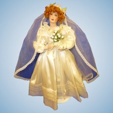 UFDC Louise Bride Doll with Patterns