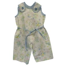 Adorable Romper and Hat for Effanbee Patsy Doll or other