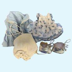 Lot of TLC Tiny Terri Lee Doll Clothes