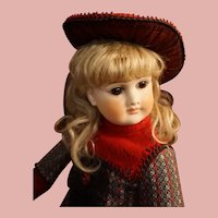 Gorgeous Sonneberg Doll for the French Market