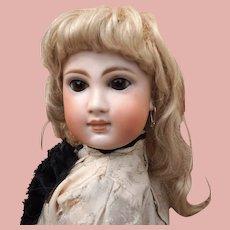 Antique Jumeau Wig