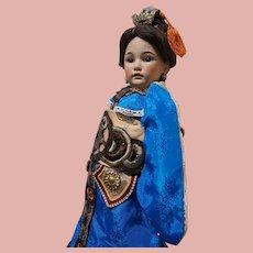 German Asian Doll 1329 by Simon and Halbig