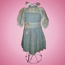 Original Antique Bebe dress for your Bru Jumeau Steiner