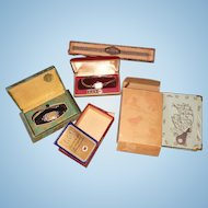 Jewelry and Watch collection in original boxes
