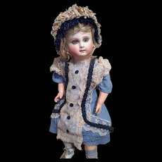 Affordable French Schmitt Beauty ~ Nice Size ~ Blue spiral Eyes!