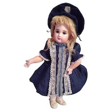 Brittany/Mariner type Bebe dress for your Jumeau, Steiner Bru