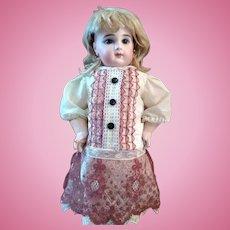 Original Antique Bebe Dress and Bonnet for your Bru Steiner FG Jumeau