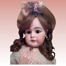 German Bisque Child doll 949 by Simon and Halbig