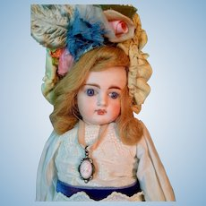 "Beautiful 15"" German Fashion doll for the French market"