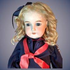 Pretty Blue eyed Sailor Girl