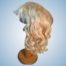 Antique Bru doll Wig