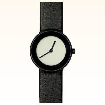 Rare 1986 Omega Sapphire Art Series Talman Watch