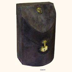 Georgian Shagreen Knife Box, c1730-50