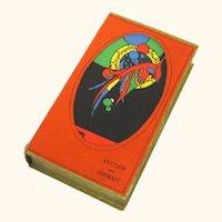 Stylish Art Deco Boxed Set of Bridge Option & Contract Scorers