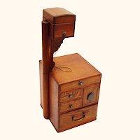 Japanese Hari-bako or Sewing Box, early 20th century