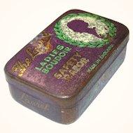 Miniature Ladies Boudoir Safety Razor, Vintage